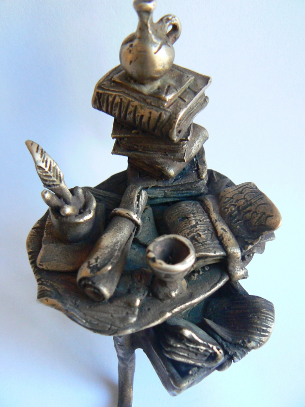 СЕКРЕТЕР(мастерская алхимика) (Фото 11)