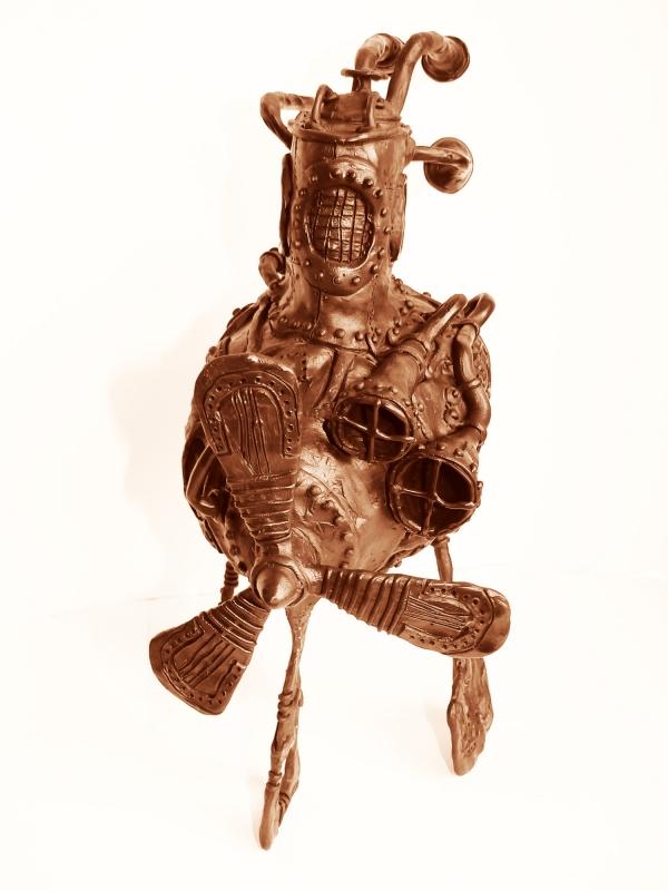 ПОДВОДНЫЙ цеппелин:) (Фото 7)