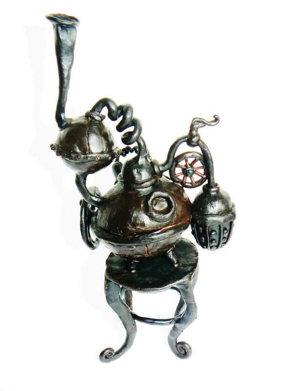 Стим-самовар( мастерская алхимика) (Фото 2)