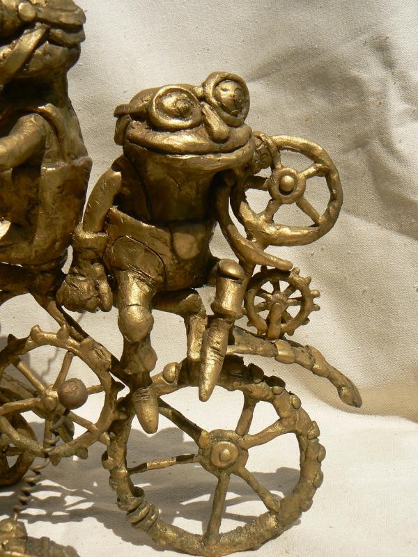 ВЕЛО-ПРОГУЛКА(лягушка-путешественница) (Фото 3)