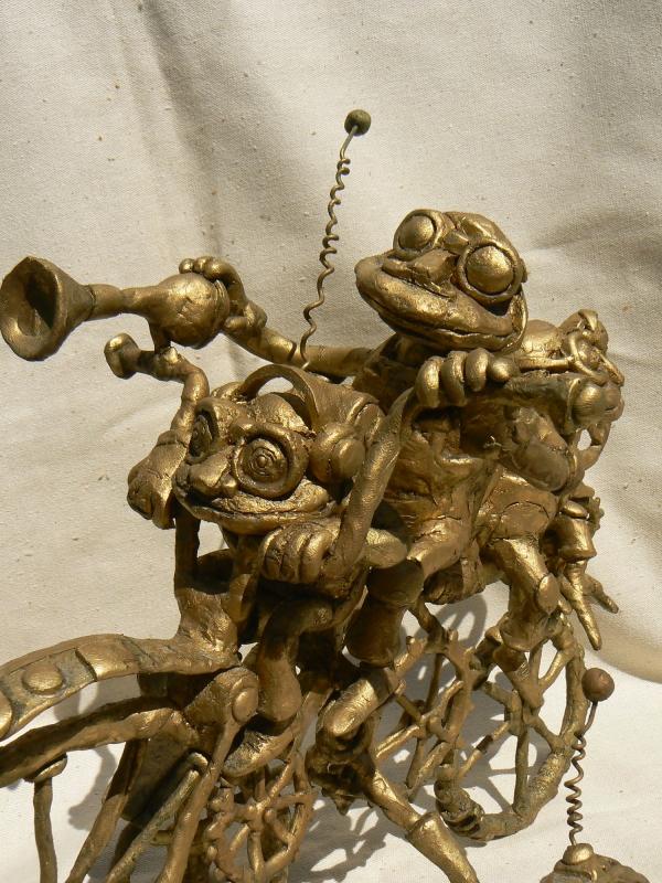 ВЕЛО-ПРОГУЛКА(лягушка-путешественница) (Фото 6)