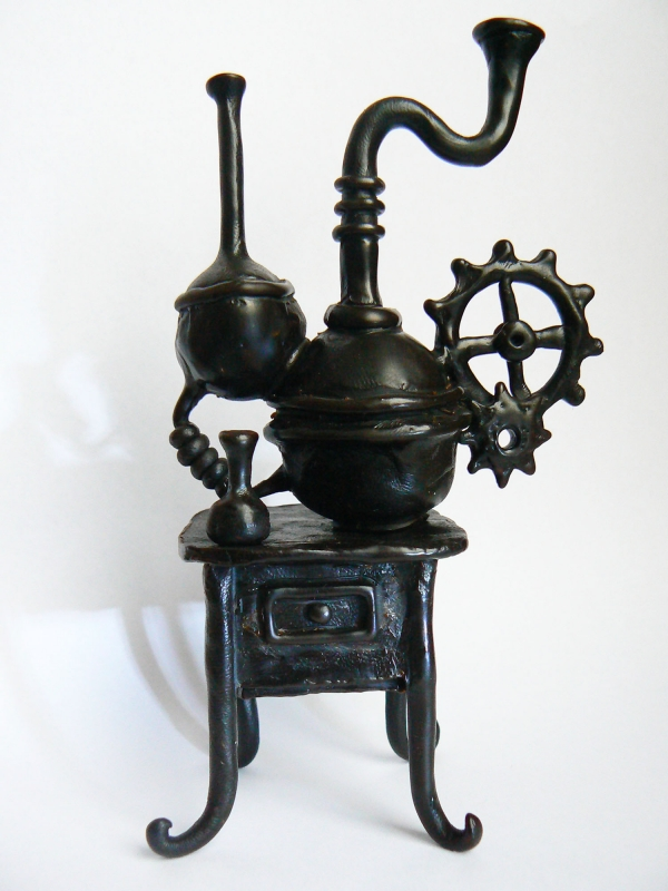 КАРМАННЫЙ ЗАВОДИК(столик для колец) (Фото 5)