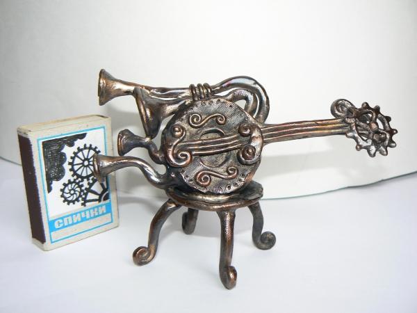 Механическая МУЗЫКА( 1часть) (Фото 2)
