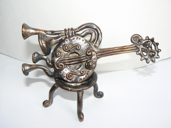 Механическая МУЗЫКА( 1часть) (Фото 6)