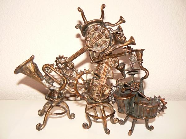 Механическая МУЗЫКА( 4 часть) завершительная (Фото 11)