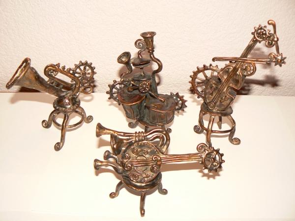 Механическая МУЗЫКА( 4 часть) завершительная (Фото 8)