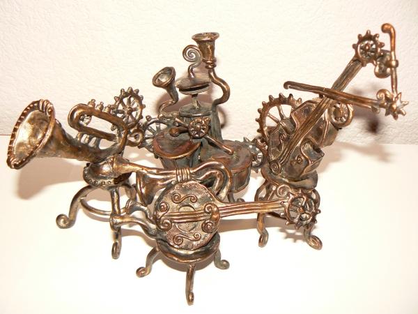 Механическая МУЗЫКА( 4 часть) завершительная (Фото 7)