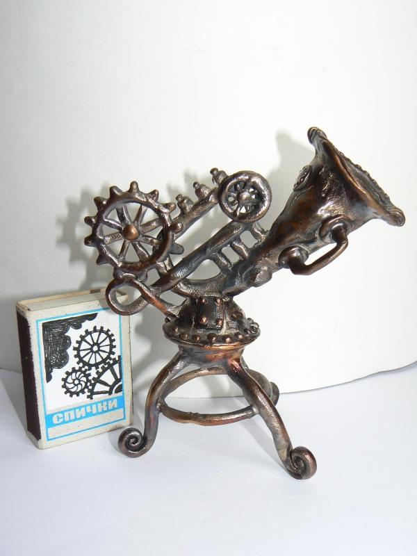 Механическая МУЗЫКА( 4 часть) завершительная (Фото 3)