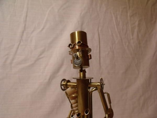 Паровой робот шарманщик (Фото 5)