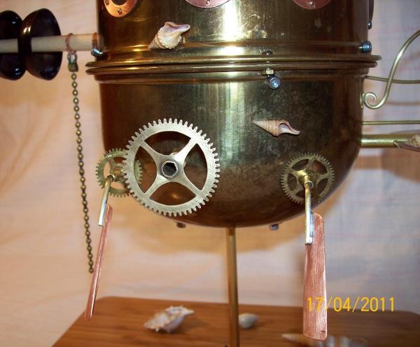 """паровая подводная лодка """"Ужас глубин"""" (Фото 12)"""