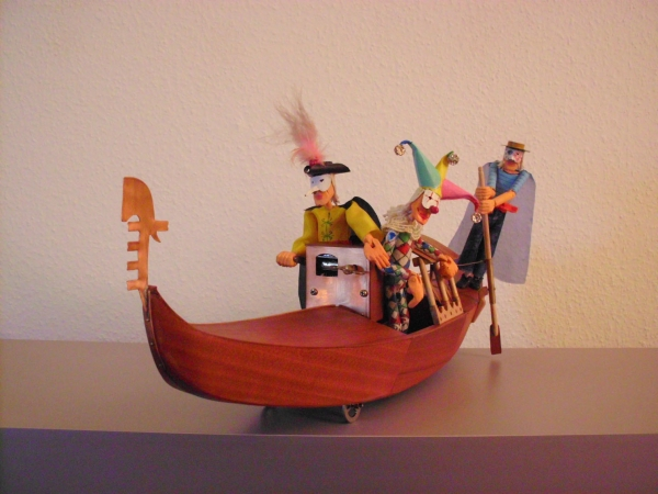 Автоматон. Венецианский карнавал (Фото 2)