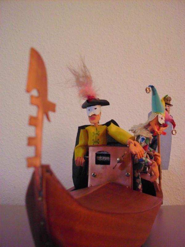 Автоматон. Венецианский карнавал (Фото 7)