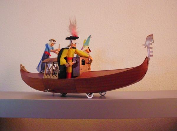 Автоматон. Венецианский карнавал (Фото 4)