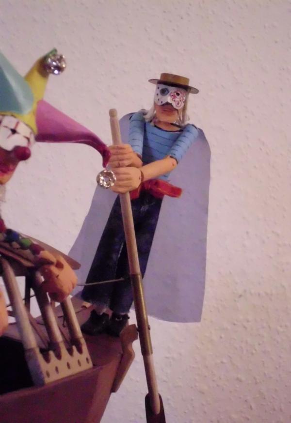 Автоматон. Венецианский карнавал (Фото 11)