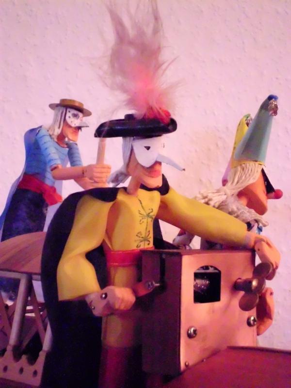 Автоматон. Венецианский карнавал (Фото 10)