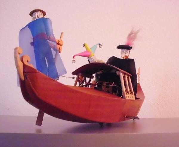 Автоматон. Венецианский карнавал (Фото 6)