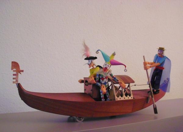 Автоматон. Венецианский карнавал