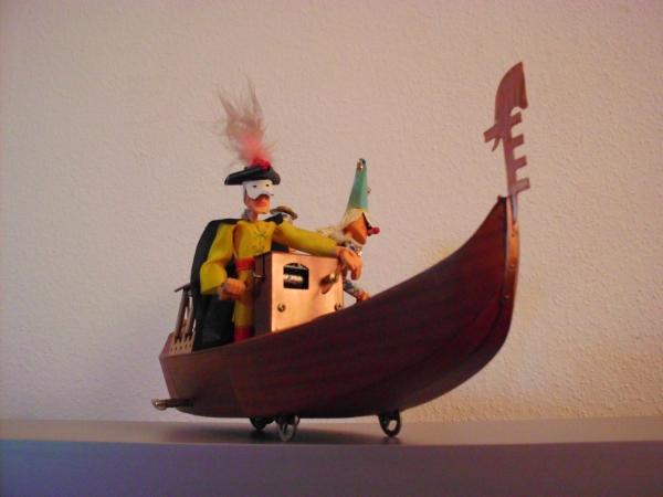 Автоматон. Венецианский карнавал (Фото 5)