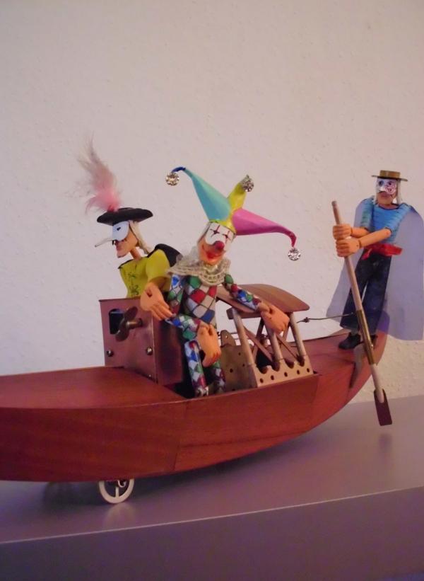 Автоматон. Венецианский карнавал (Фото 8)