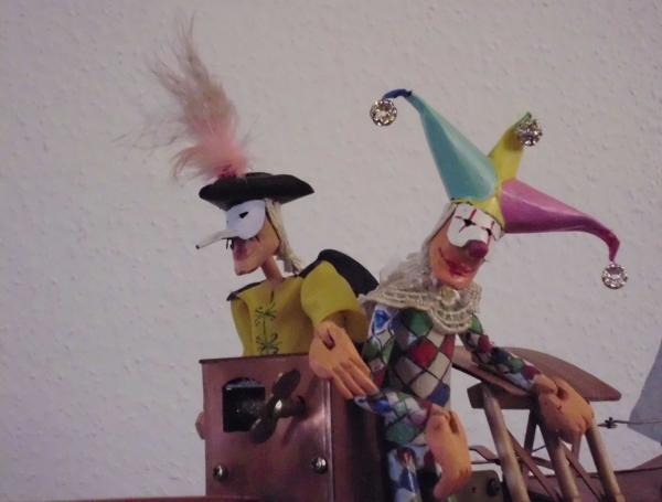 Автоматон. Венецианский карнавал (Фото 9)