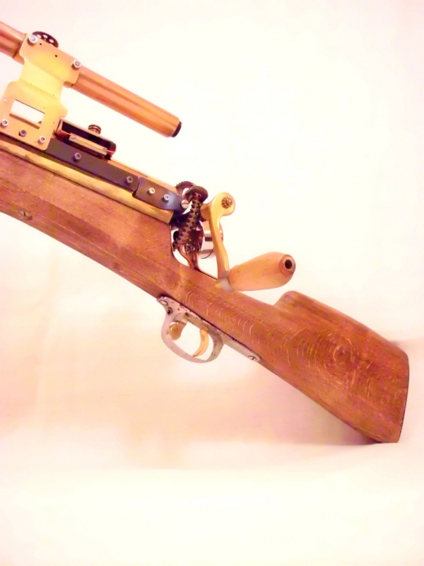 Стимпанк пулемет! Каким он мог бы быть! (Фото 2)