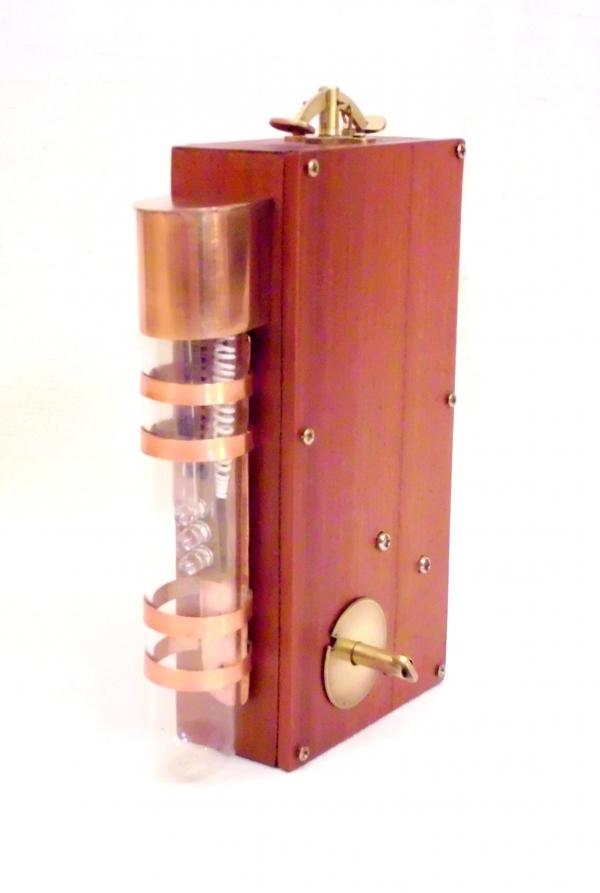 Стимпанк фонарик (Фото 2)