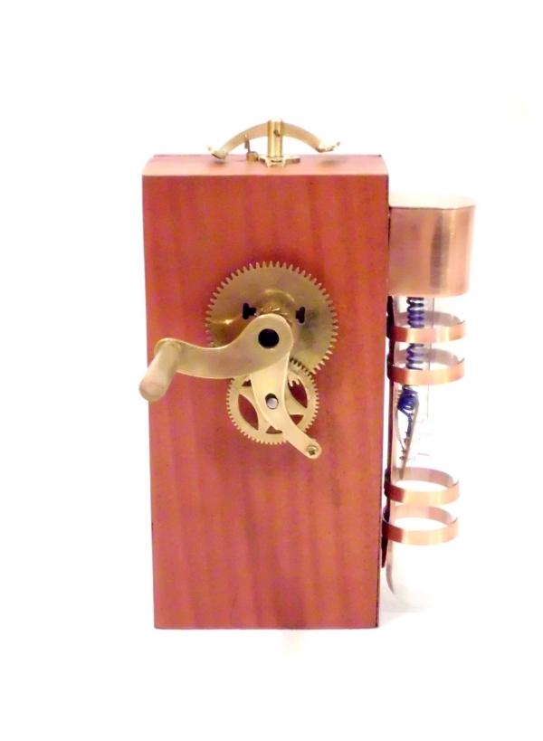 Стимпанк фонарик (Фото 4)