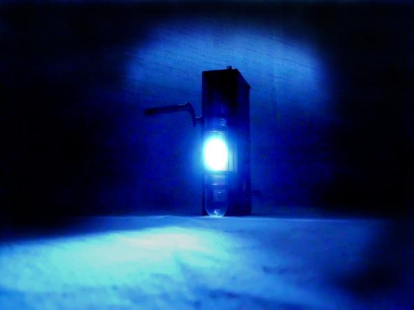 Стимпанк фонарик (Фото 6)