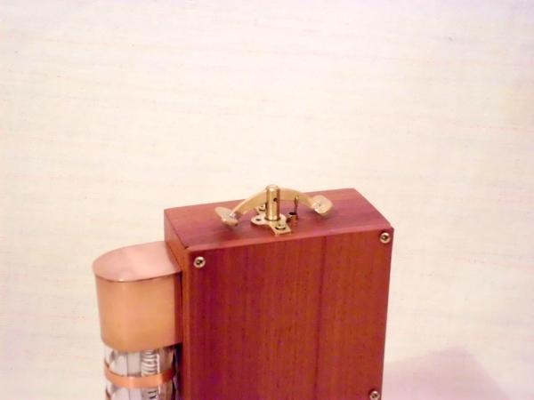 Стимпанк фонарик (Фото 3)