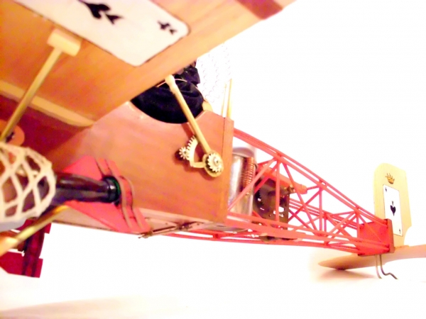 Стимпанк самолет. (Фото 18)