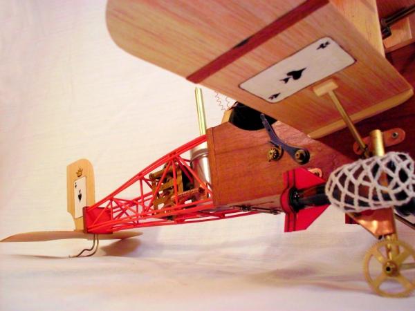 Стимпанк самолет. (Фото 12)