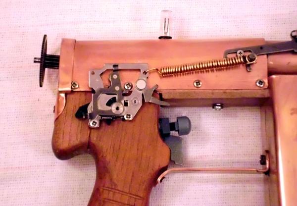 Импульсный лучевой пистолет им. Братьев Маузер (Фото 6)
