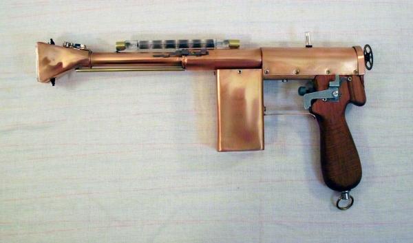 Импульсный лучевой пистолет им. Братьев Маузер (Фото 2)