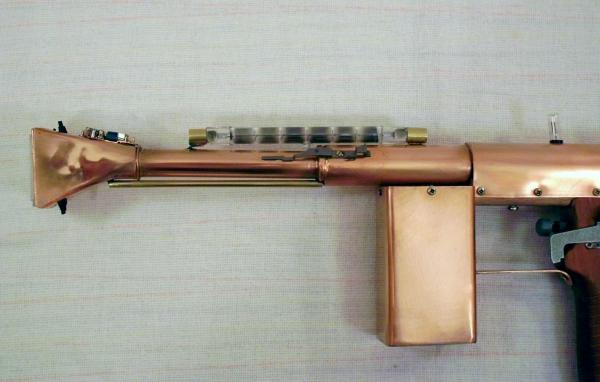 Импульсный лучевой пистолет им. Братьев Маузер (Фото 4)