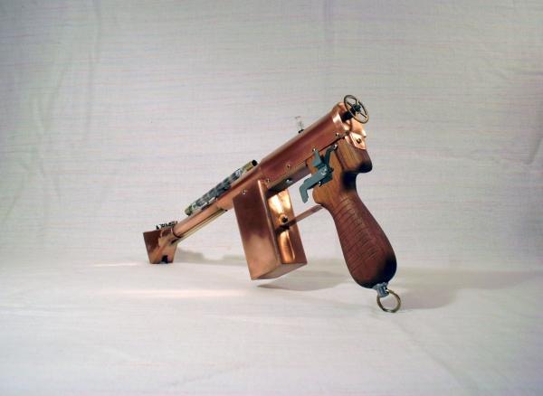 Импульсный лучевой пистолет им. Братьев Маузер (Фото 10)