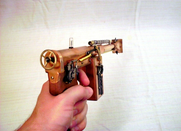 Импульсный лучевой пистолет им. Братьев Маузер (Фото 14)