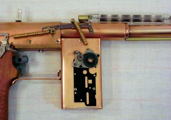Импульсный лучевой пистолет им. Братьев Маузер (Фото 7)