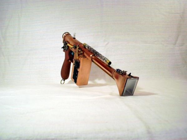 Импульсный лучевой пистолет им. Братьев Маузер (Фото 9)
