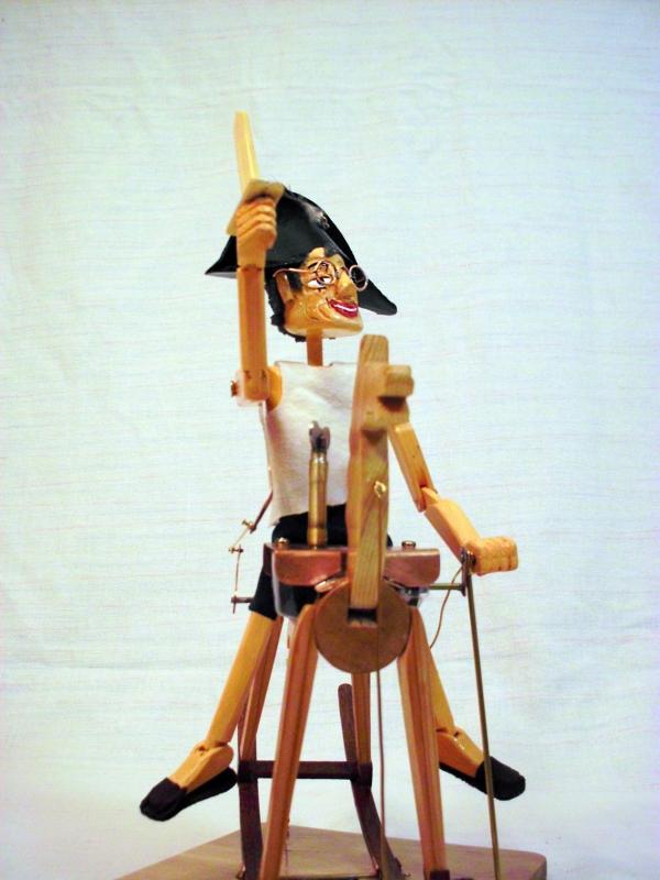 "автоматон "" Маленький Наполеон"" (Фото 5)"