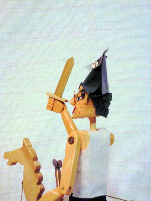 "автоматон "" Маленький Наполеон"" (Фото 4)"