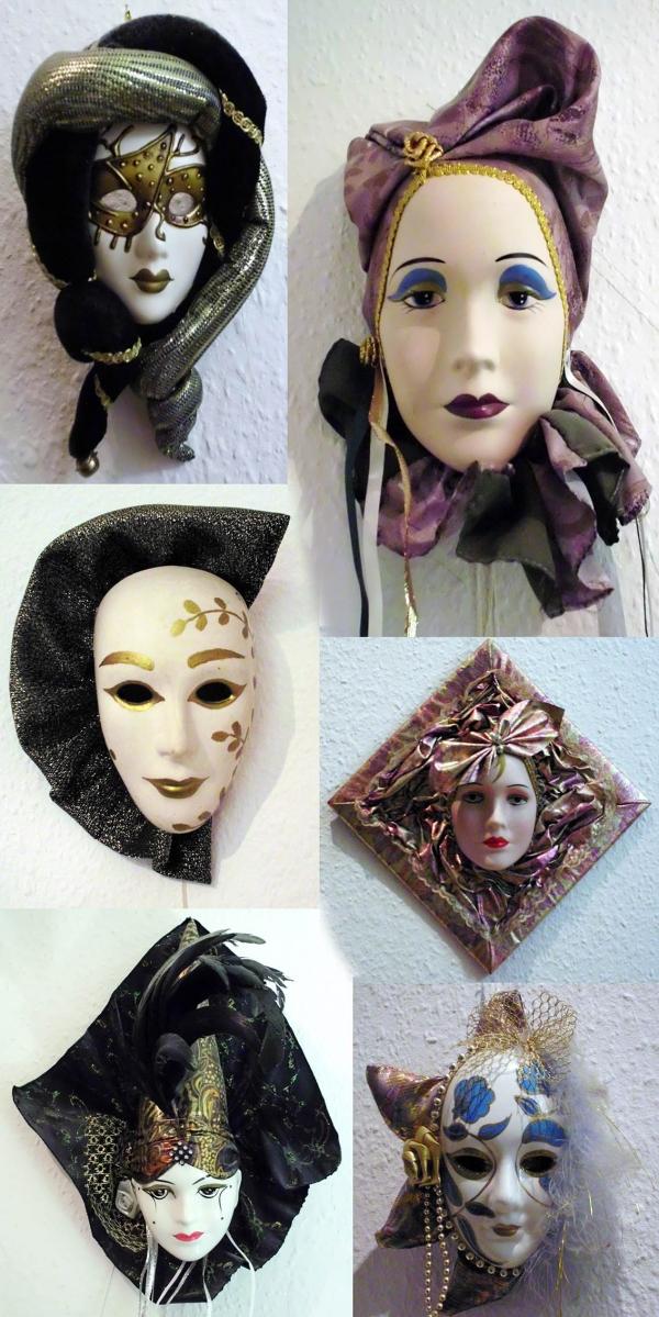 Маски. Просто маски. (Фото 3)