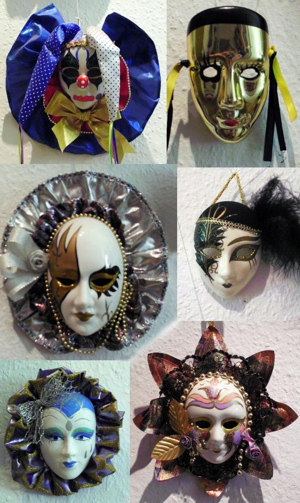 Маски. Просто маски. (Фото 4)