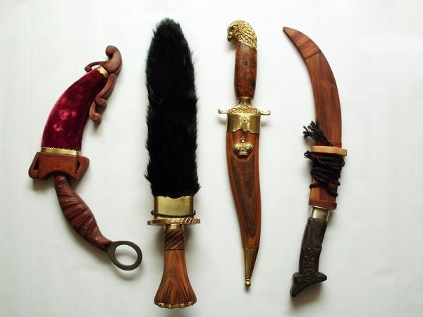 Стимпанк оружие (холодное) часть первая