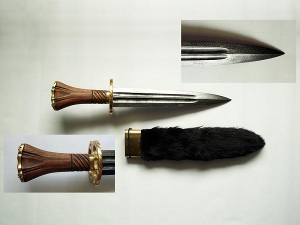 Стимпанк оружие (холодное) часть первая (Фото 5)