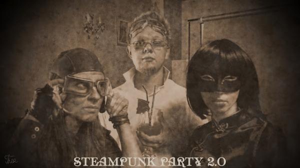Москва.Ищутся талантливые музыканты и новые мастера для STEAMPUNK PARTY 4.0