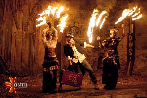 Москва.Steampunk Party 4.0 (Фото 3)