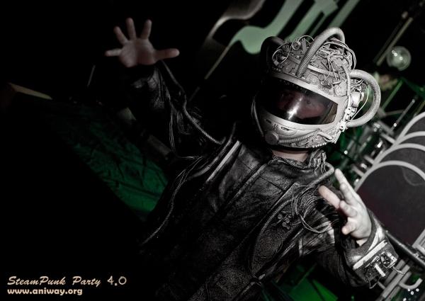 Фото отчет с Московской вечеринки Steampunk Party 4.0 (Фото 3)