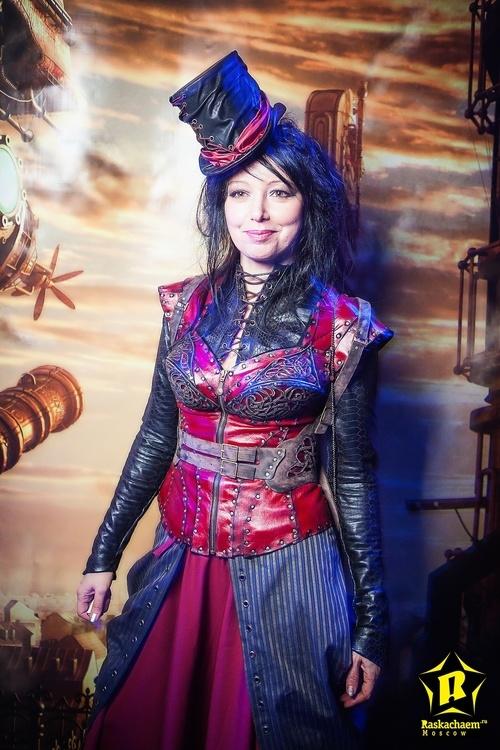 Фото отчет с Московской вечеринки Steampunk Party 4.0 (Фото 8)