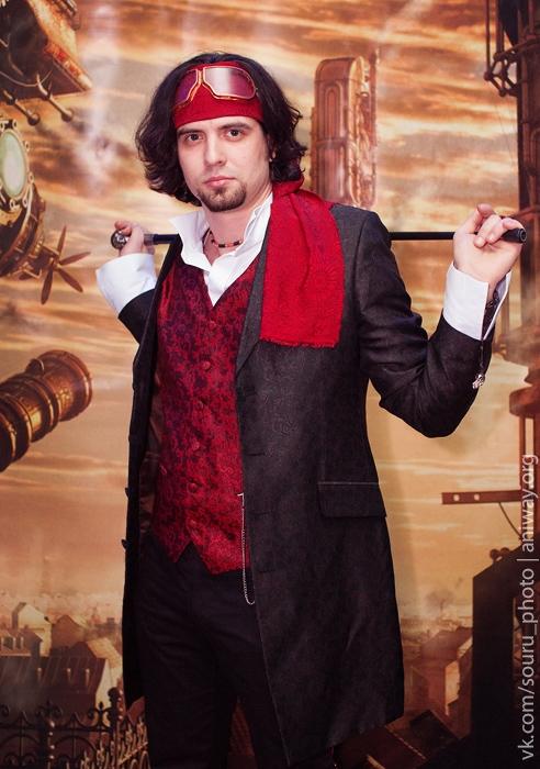 Фото отчет с Московской вечеринки Steampunk Party 4.0 (Фото 7)