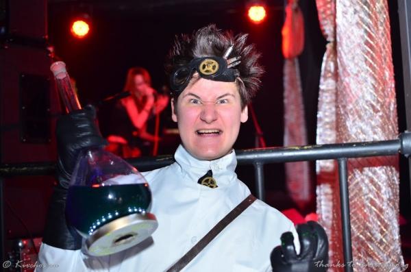 Фото отчет с Московской вечеринки Steampunk Party 4.0 (Фото 4)
